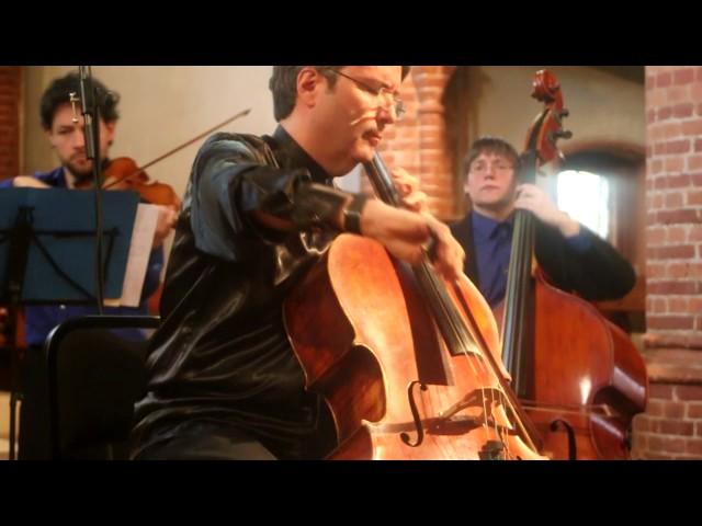 Le Grand Tango Piazzolla, Kammerensemble Konsonanz and Matías de Oliveira Pinto,