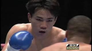 Kirkwood Walker vs Takeru - K-1 HERCULES '96