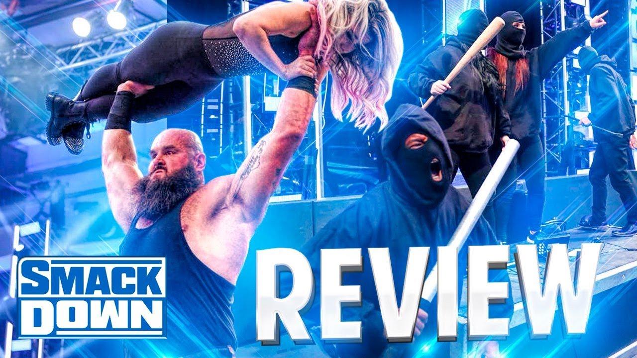 Download WWE Smackdown 14 Agosto 2020 REVIEW | Falbak