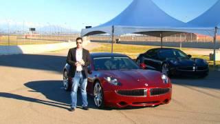 First Drive: 2012 Fisker Karma