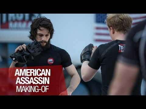 AMERICAN ASSASSIN - Making-Of - Becomming Mitch Rapp - VOST