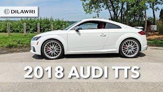 2018 Audi #TTS: REVIEW