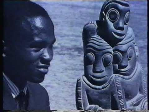 Talking Stones - Shona Sculpture Documentary