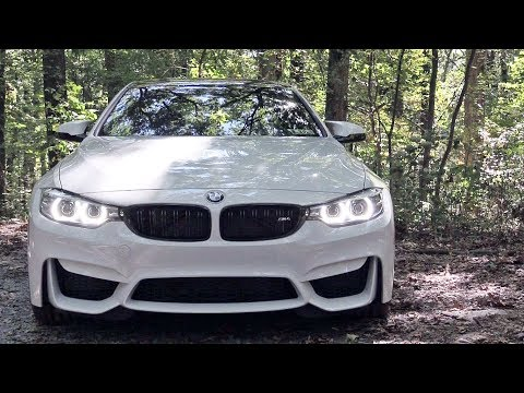 2018 BMW M4: Review