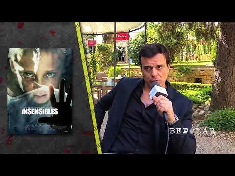 Juan Carlos Medina nous parle de Golem, le tueur de Londres
