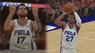 NBA 2K19 My Career EP 80 - The Finals! Unlikely Bracket! NFG1 Video