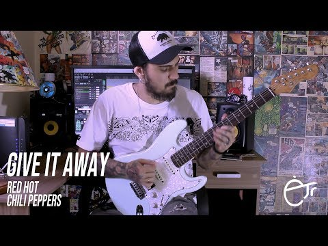 Red Hot Chili Peppers - Give It Away Guitar Cover