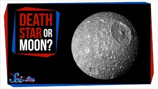 Mimas: The Real-Life Death Star