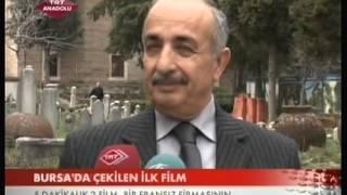 TRT Anadolu - Bursa Video Mahmut Sabuncuoğlu Haberi