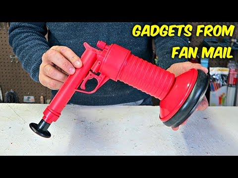 Download Youtube: 10 Gadgets From Fan Mail put to the Test!