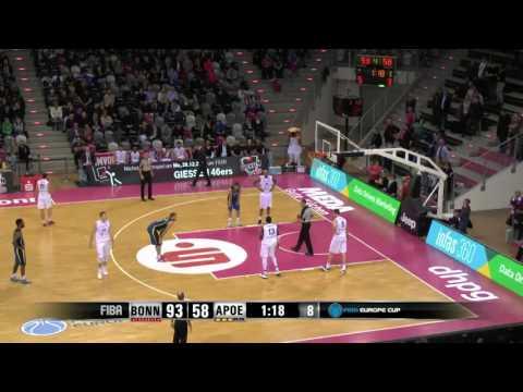 Telekom Baskets Bonn - Apoel Nicosia