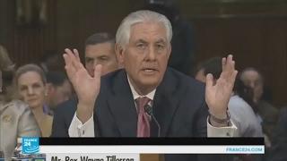 مجلس الشيوخ يوافق على تعيين ريكس تيلرسون وزيرا للخارجية الأمريكية
