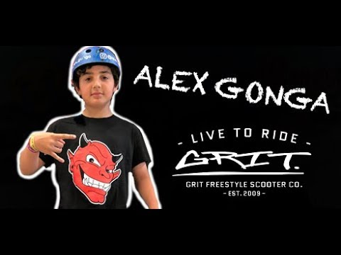Alex Gonga Welcome to Grit