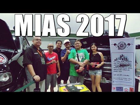 The 2017 Manila International Auto Show (MIAS) - Filipino Vlog 2017