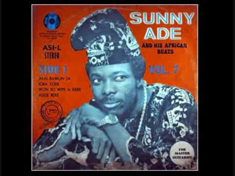 Sunny Ade ~ The Master Guitarist ~ Vol. 7 (side one part a)