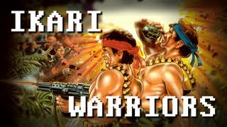 LGR - Ikari Warriors - PC Booter Game Review