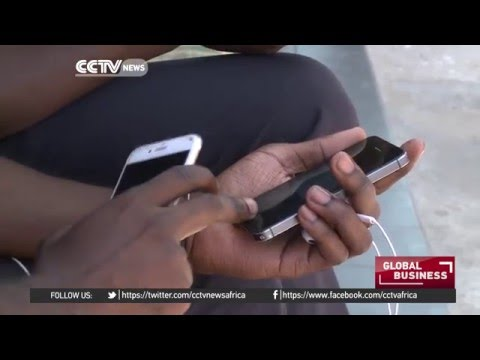 Smartphones win in Senegal