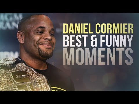 Daniel Cormier Funny and Best Moments - Funny Videos 2017