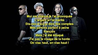 Psy 4 De La Rime - Visage de la honte (Parole Officiel by Falko)