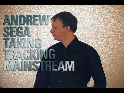 Andrew 'Necros' Sega: Taking Tracking Mainstream, Tracker history presentation on the Notacon April 27, 2007
