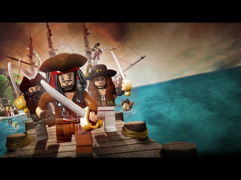 """LEGO Pirates of the Carribean: The Video Game (Nintendo DS) ☠️ Test Level """"Level 27"""" 