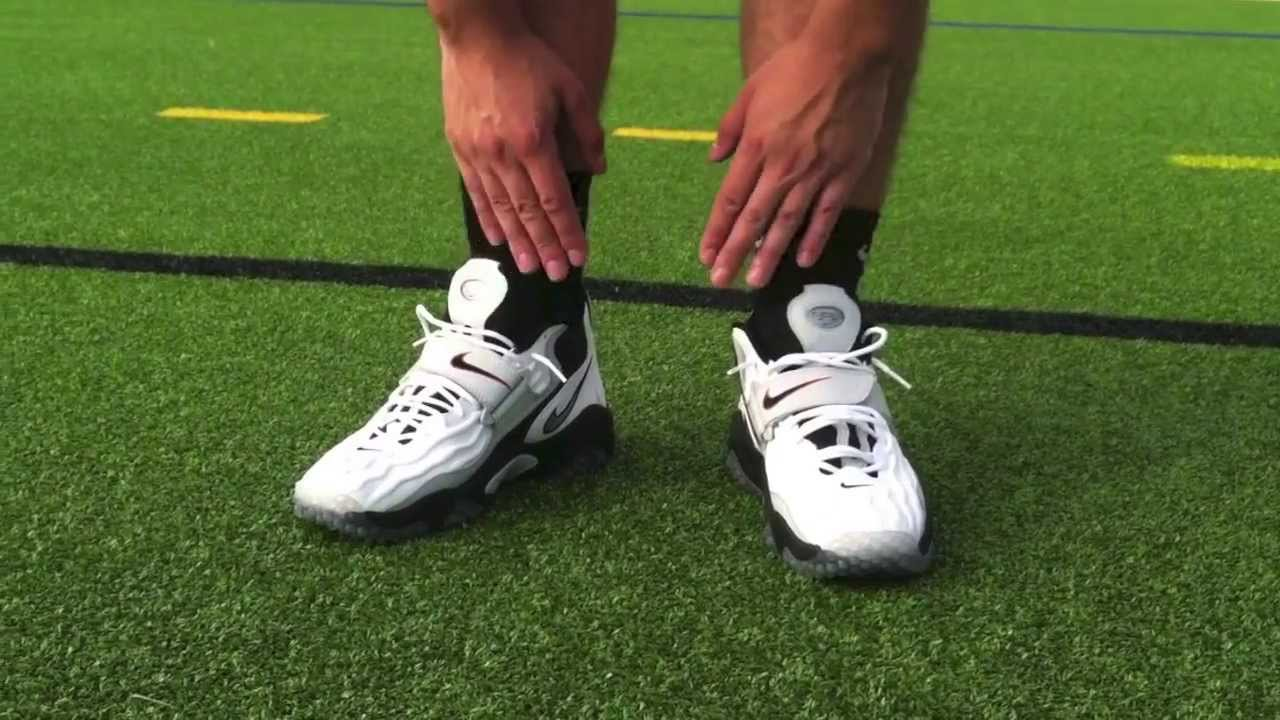 52a73754680e Zoom Air Turf Jet 97 On Turf On Feet Video Review - YouTube