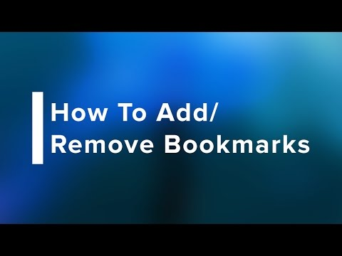 How to clear all bookmarks on safari