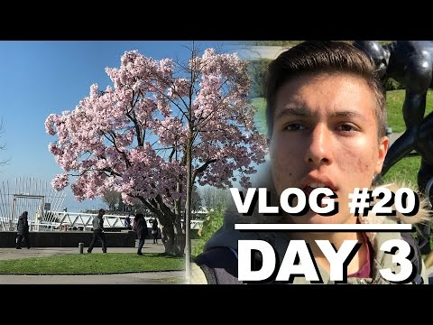 Bye Bye CERN... | DAY 3 | VLOG #20 | Stavros Tech Tips | Travel VLOG