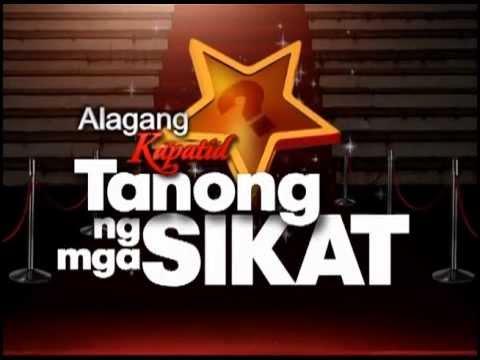 Alagang Kapatid  TNS  T3's Mens Health