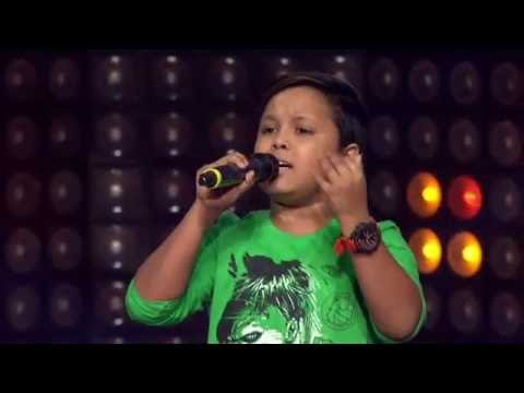Nahid Hussain & TV Blind Audition Voice Kids 2016