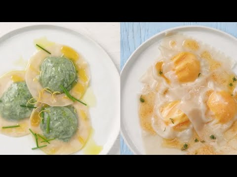 DIY Ravioli Hacks! | Make Restaurant Quality Pasta AT HOME