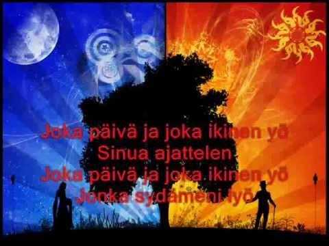 Sarah Kivi - Joka Päivä Ja Joka Ikinen Yö