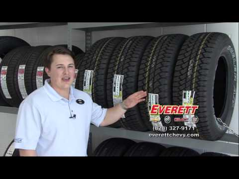 When Should I Replace My Tires? | Everett Tire Advantage