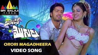 Yamudiki Mogudu Video Songs   Orori Magadheera Video Song   Allari Naresh   Sri Balaji Video