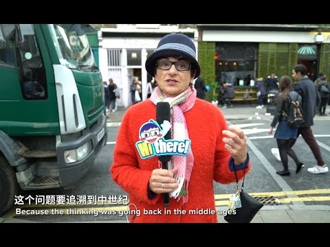 【Hithere】为啥被英国殖民过的国家,跟他们关系还那么好?Why don't Chinese man care about their appearance as much as woman?