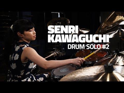 Drum Solo #2 by Senri Kawaguchi - Drumeo