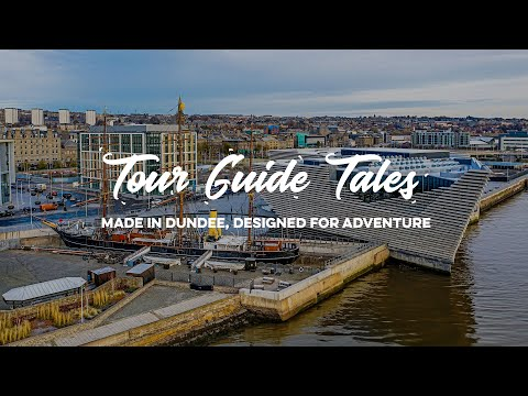 Tour Guide Tales - RSS Discovery: Made In Dundee, Designed For Adventure