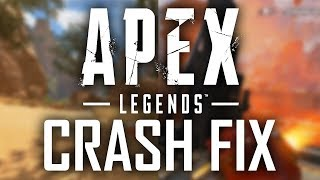 Apex Legends Keeps Crashing (Fix)