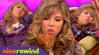 5 Minutes of Sam Puckett Being Lazy  iCarly + Sam & Cat