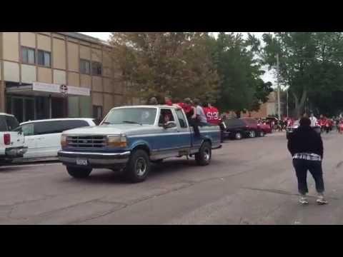 2015 Bethlehem Academy Homecoming Parade
