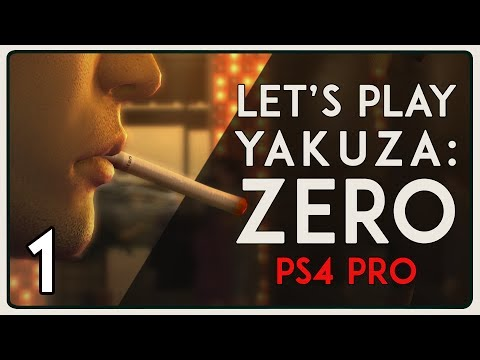 Yakuza 0 - Ep 01 - Kamurocho District, 1988