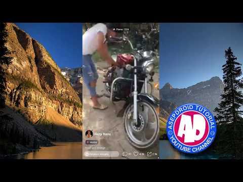 Cara Download dari VIGO VIDEO / Hypstar Yang Diproteksi Melalui Salin Alamat URL