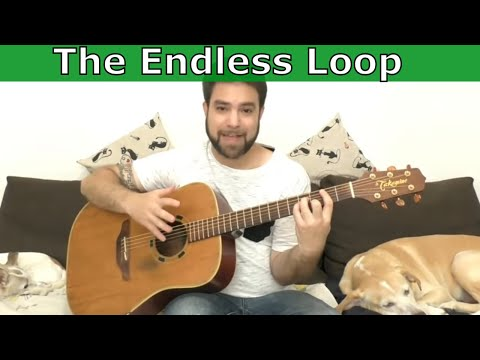 """The """"Endless Loop"""" Chord Progression For Breathtaking Improv (w/ Soloing Tips) - Guitar Lesson"""