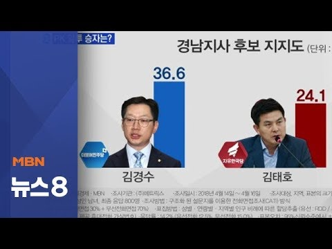 [여론조사] 부산 오거돈·경남 김경수…민주당 PK지역에서도 우세