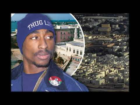 Could Tupac be LIVING in Somalia? Rap star 'spotted' 20 years after his death according to new consp