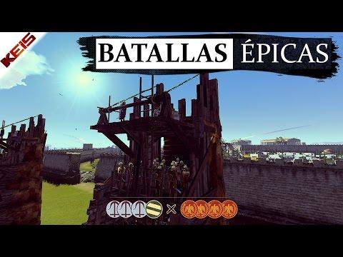 RESISTENCIA SELÉUCIDA | Total War: ROME II Gameplay