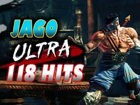 Killer Instinct - Jago: Ultra Combo. - YouTube