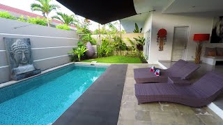 Incredible 2 Bedroom Private Villa w/ Pool in Bali
