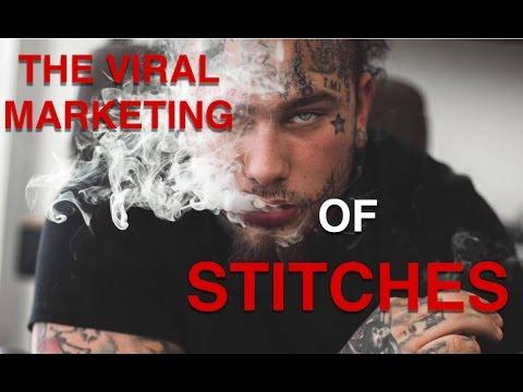 The Viral Marketing of Stitches [Music Marketing]