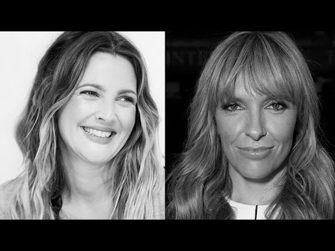 Simon Mayo interviews Drew Barrymore and Toni Collette